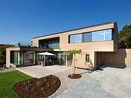 Aumann Haus GmbH, Németország, Ziemetshausen - faházak tervezése és kivitelezése