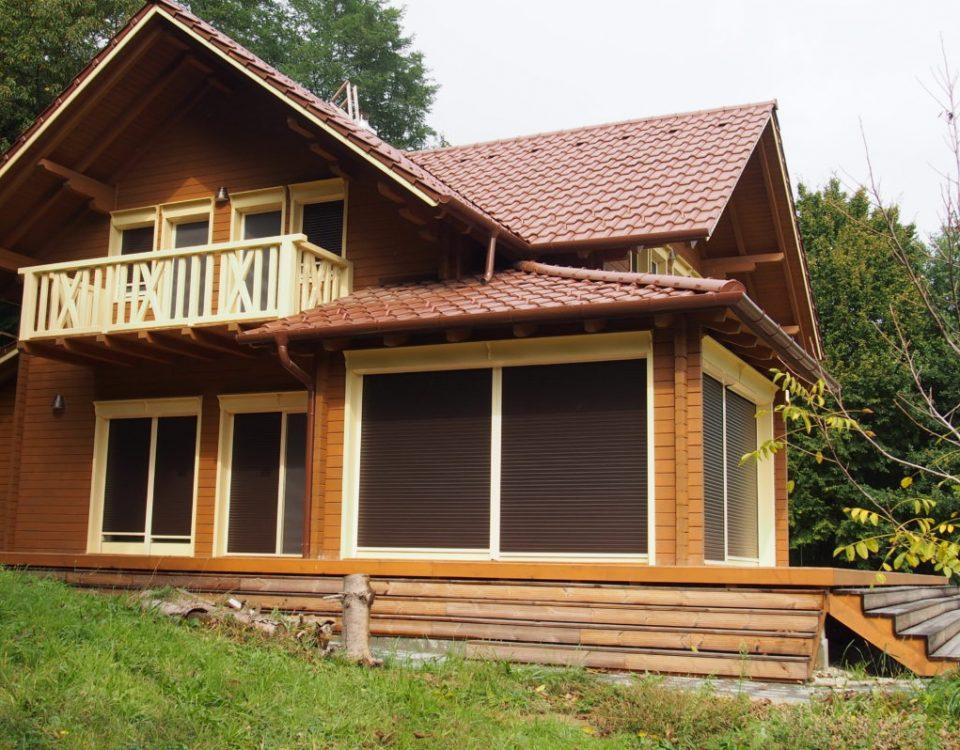 Beregszászi Trade Kft. - Újfehértón gerendaházak, faházak készítése