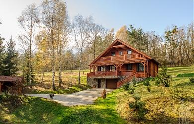 Ubrankovics Kft., Ágfalva - gerendaházak, készházak, faépítészet