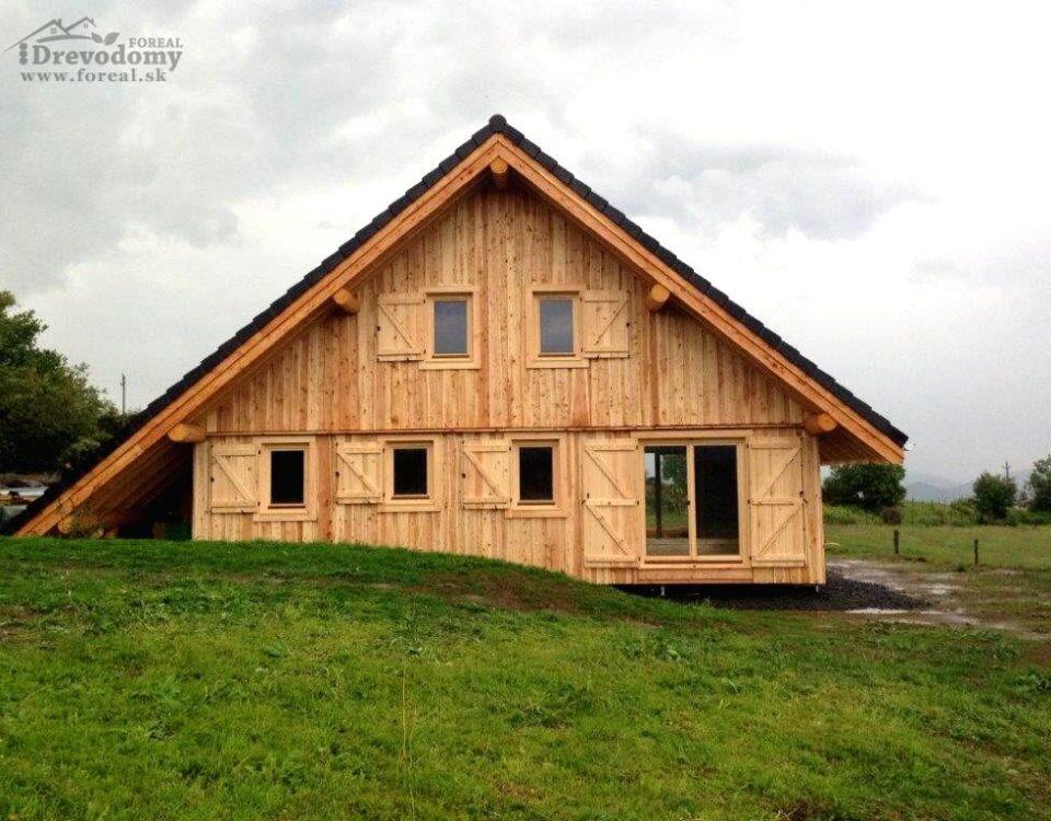 FOREAL s.r.o.,Szlovákia, Kamenná Poruba - rönkházak, gerendaházak és készházak építése