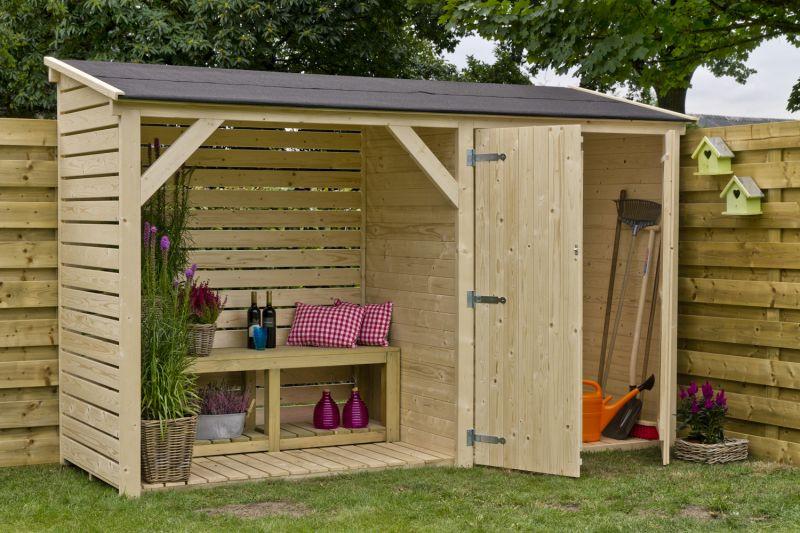 Gartenpro Kft. - kerti szerszámtároló faházak