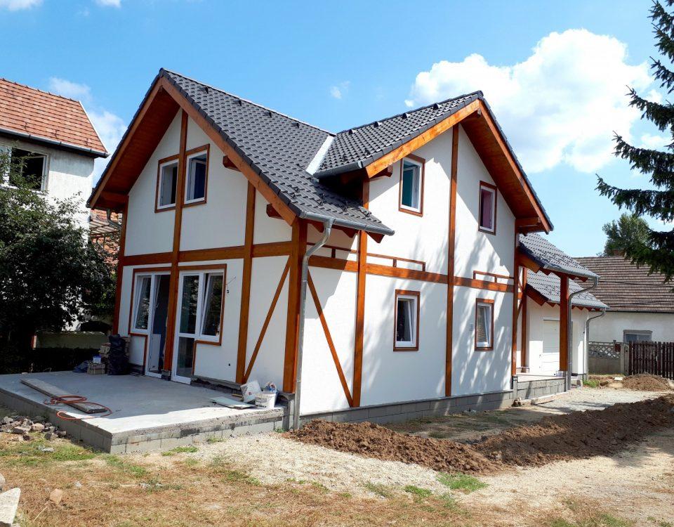 Bélik és Társa Kft., Piliscsaba - Fachwerk házak, passzívházak, energiatakarékos házak építése