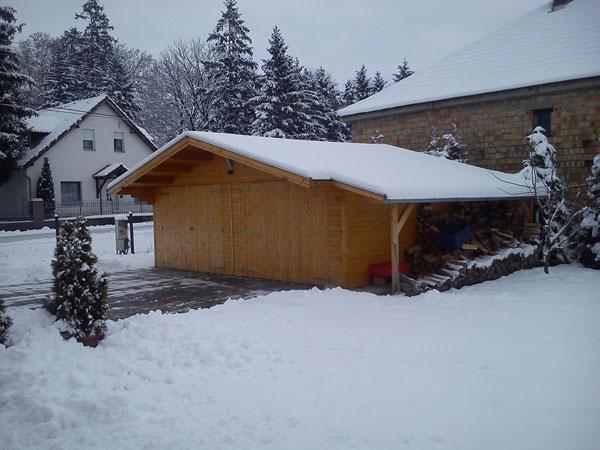 Hornex Bt., Csorna -  faházak, szerszámtárolók, kerti szaunák építése