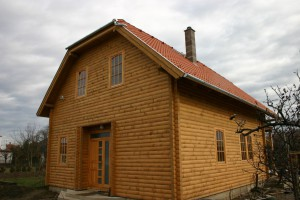 Magyarország, Csataszög - könnyűszerkezetes házak, rönkházak, faházak építése