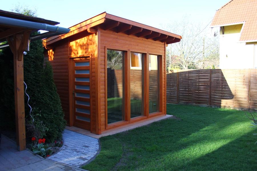 Egyek, Pappszauna Kft. - szaunák, könnyűszerkezetes faházak készítése