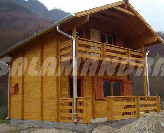 Salamandra Kft., Gyergyószentmiklós, Románia - Erdélyi faházak gyártása