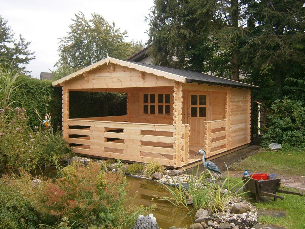 STEINHAUER Holzhaus GmbH, Németország, Kircheib - lakóházak, nyaralók, kerti faházak értékesítése