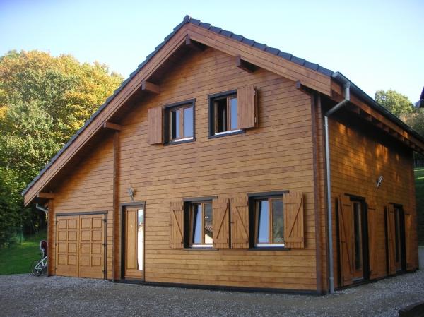 Tiszafalak GS Kft., Újlengyel - szerkezetkész és kulcsrakész faházak